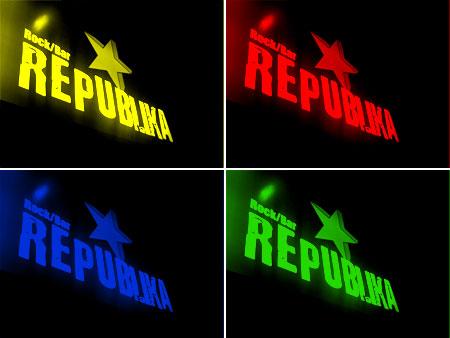 UNITED COLORS OF REPUBLIKA