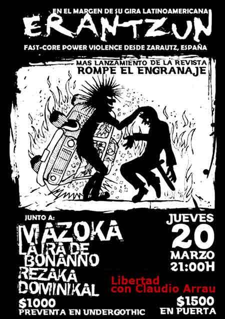 maZoka en Vivo!!!