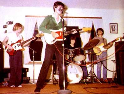 Talking Heads 1978